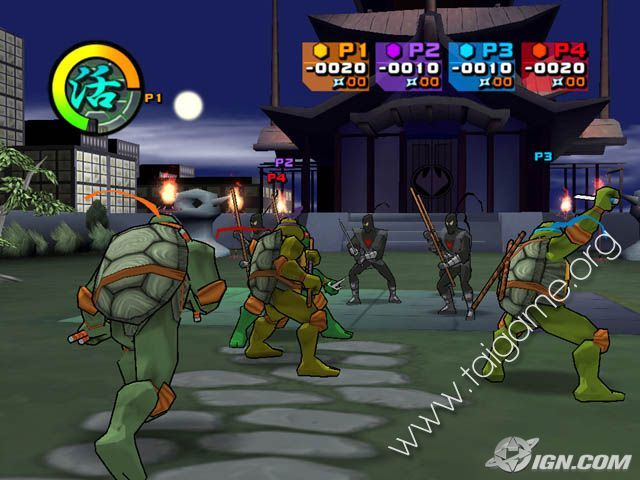 Teenage Mutant Ninja Turtles 2003 Download Full Pc Game Heavyproxy